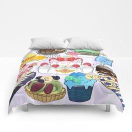 Sailor Senshi Sweets Comforters