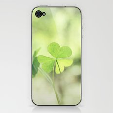 Finding Love in Nature iPhone & iPod Skin