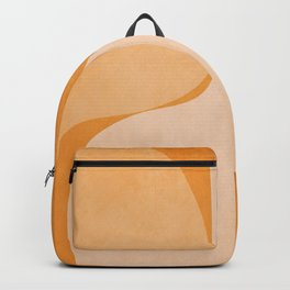 Abstract vases Backpack