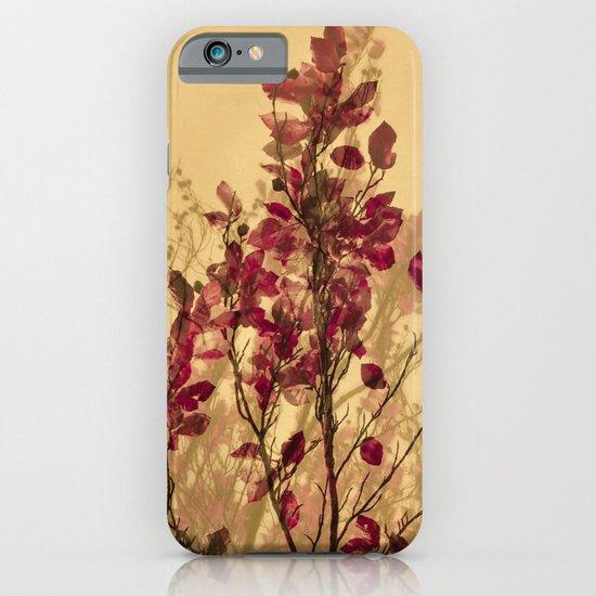 autumn symphonies VI iPhone & iPod Case