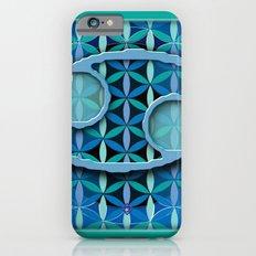 Flower of Life CANCER Astrology Design Slim Case iPhone 6s