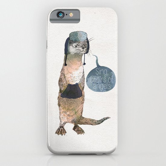 Sing, Choirs of Angels iPhone & iPod Case