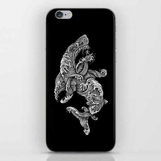 the Shark iPhone & iPod Skin