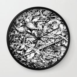 Baby Armadillos Wall Clock