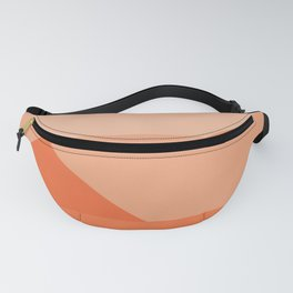 Abstraction_Triangles_001 Fanny Pack
