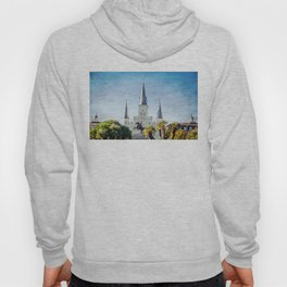 Jackson Square New Orleans Hoody