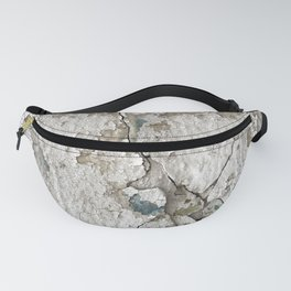 White Decay III Fanny Pack