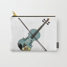 Delaware State Fiddle Carry-All Pouch