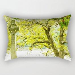 Celtic Grave Rectangular Pillow