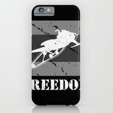 FREEDOM! Snowmobile iPhone 6 Slim Case
