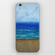 Beach III iPhone & iPod Skin