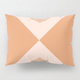 X Honey & Blush Pillow Sham