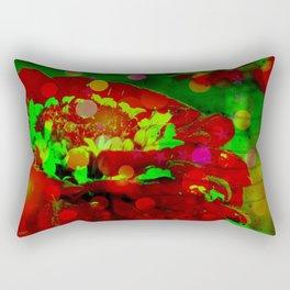 Jardin des merveilles maternel Rectangular Pillow