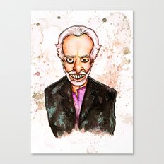 Alejandro Jodorowsky Canvas Print