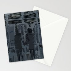 You Met Me At A Very Strange Time In My Life Stationery Cards