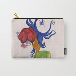 Stars falling Down Carry-All Pouch