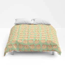 Cute Hamster Pattern Comforters