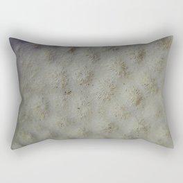 Star Coral Rectangular Pillow