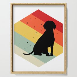 Beagle print For Dog Lovers Cute Dog Serving Tray