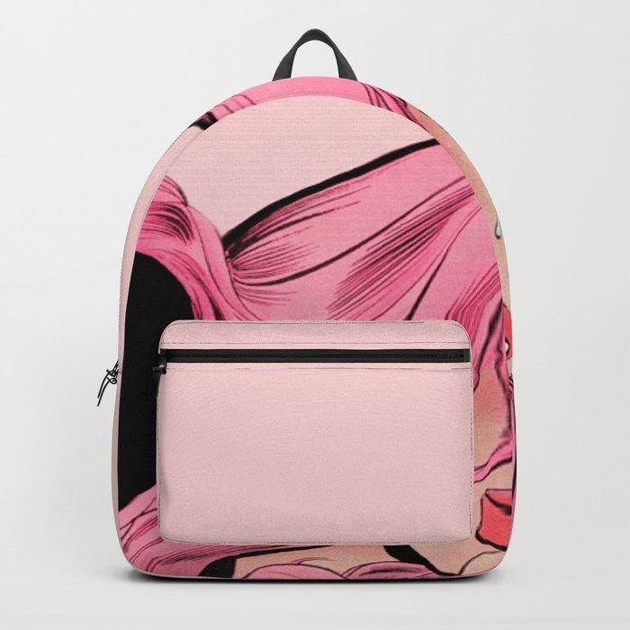 Pink Lady Rucksack