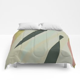 Abstract Composition No. 3 Comforters