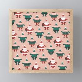 Toy Factory 02 (Patterns Please) Framed Mini Art Print