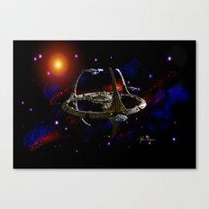 Deep Space 9 Canvas Print