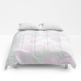Clear Amour Snuff Mint Comforters