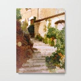 The light of Mallorca - Espana Metal Print