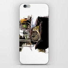 Chairs of Montreal iPhone & iPod Skin