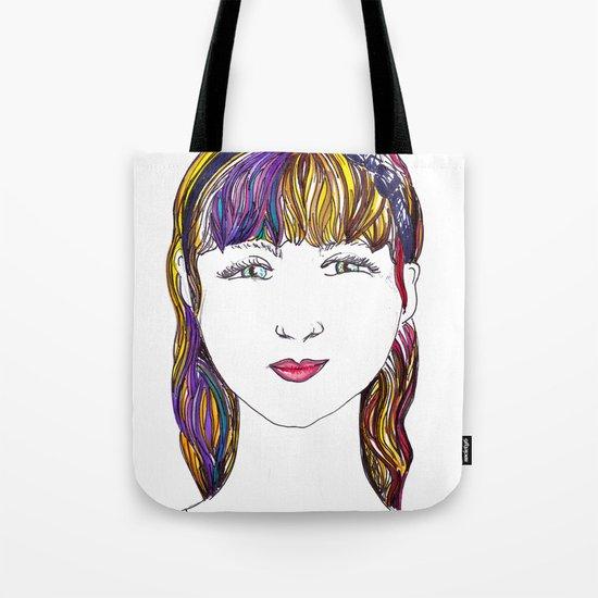 Mandy Tote Bag
