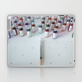 """Daily medicine"" Laptop & iPad Skin"