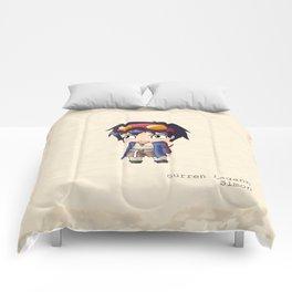 Chibi Simon Comforters