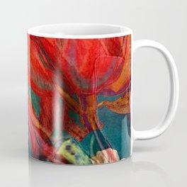 Flowers pattern Coffee Mug