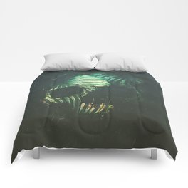 Craneo 02 Comforters