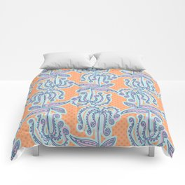 Droopy Flower Comforters