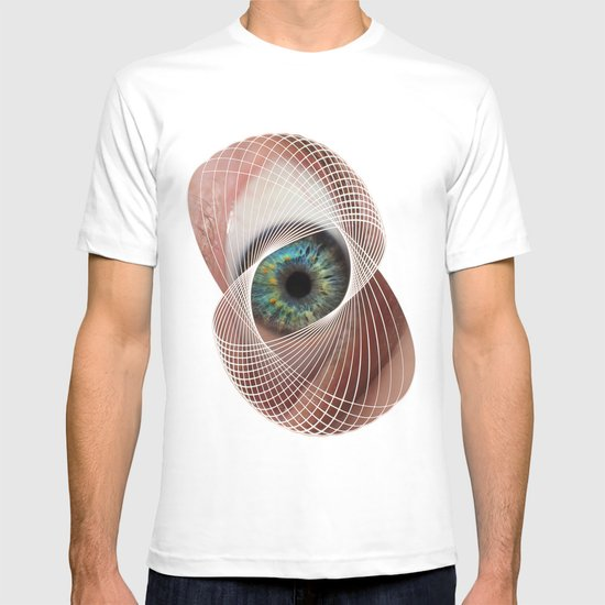 Mobius Eye Seeing All, Infinite Vision T-shirt