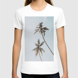 two palm trees T-shirt