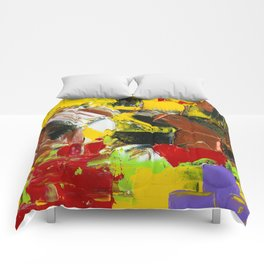 straight no chaser Comforters