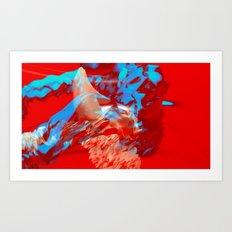 Out Series #007 Art Print