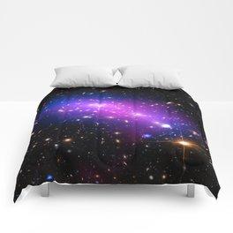 Colliding Galaxies Comforters