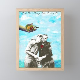 Acceptance Framed Mini Art Print