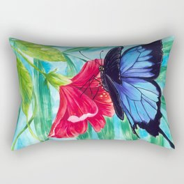 Ulysses Butterfly Rectangular Pillow