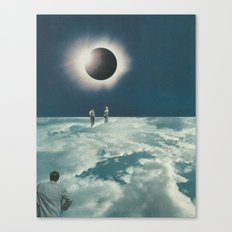 Ho-Hum Phenomena 2 Canvas Print