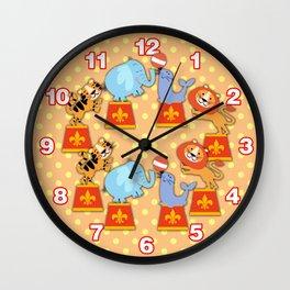 CIRCUS FUN Wall Clock