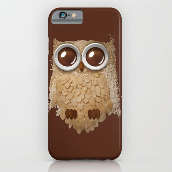Owlmond 2 iPhone & iPod Case