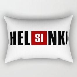 La Casa de Papel - HELSINKI Rectangular Pillow