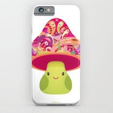 Mrs. Shroom iPhone 6s Slim Case