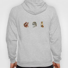 Forest friends Hoody