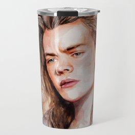 Harry watercolors III Travel Mug